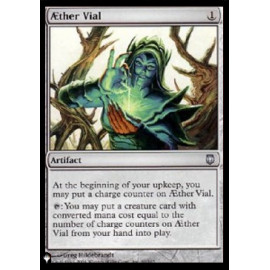 Aether Vial (The List)