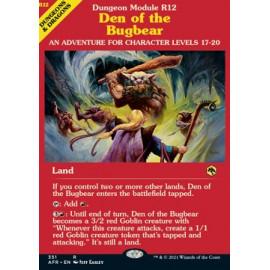 Den of the Bugbear FOIL (Extras)
