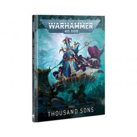 Codex: Thousand Sons [PRZEDSPRZEDAŻ]