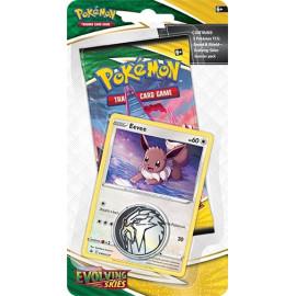 Pokémon TCG: Evolving Skies Checklane Blister Eevee