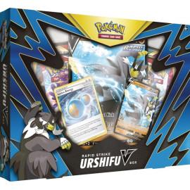 Pokemon TCG: V box March - Urshifu V Rapid Strike