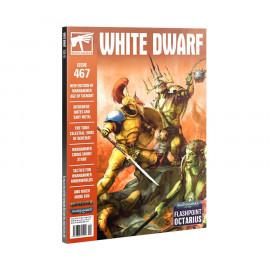White Dwarf: Sierpień 2021 (Issue 467)