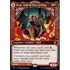 Birgi, God of Storytelling // Harnfel, Horn of Bounty (Extras)