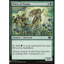 Priest of Titania (Mystery Booster)