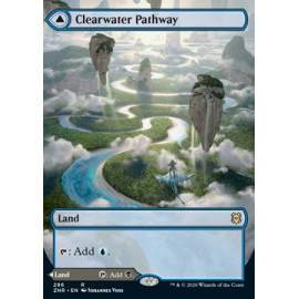 Clearwater Pathway // Murkwater Pathway  FOIL (Extras)