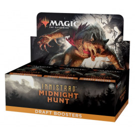 Draft Booster Box Innistrad: Midnight Hunt