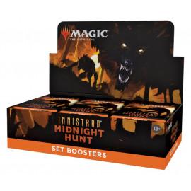 Set Booster Box Innistrad: Midnight Hunt