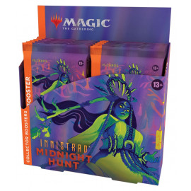 Collector Booster Box Innistrad: Midnight Hunt