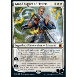 Grand Master of Flowers (Promo Pack)