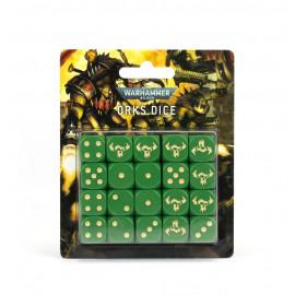 Warhammer 40000: Orks Dice [PRZEDSPRZEDAŻ]