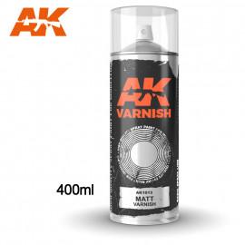 AK-Interactive AK1013 Matt Varnish Spray