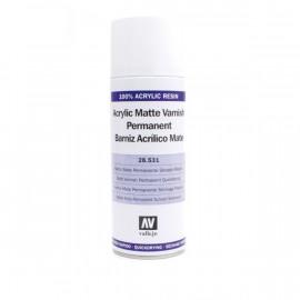 Vallejo Acrylic Matte Varnish Permanent Spray 28531