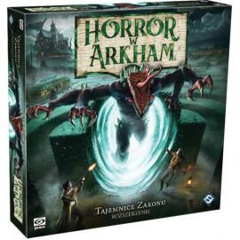 Horror w Arkham  (3 ed): Tajemnice Zakonu [PRZEDSPRZEDAŻ]