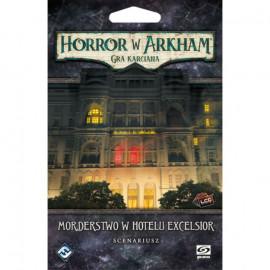 Horror w Arkham LCG: Morderstwo w Hotelu Excelsior [PL] [PRZEDSPRZEDAŻ]