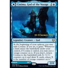 Cosima, God of the Voyage (Promo Pack)