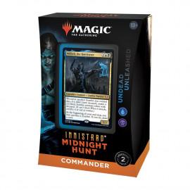 Commander Innistrad: Midnight Hunt -Undead Unleashed [PRZEDSPRZEDAŻ]