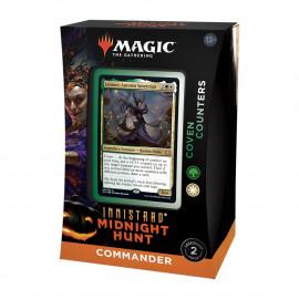 Commander Innistrad: Midnight Hunt -Coven Counters [PRZEDSPRZEDAŻ]