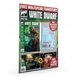 White Dwarf: Wrzesień 2021 (Issue 468)