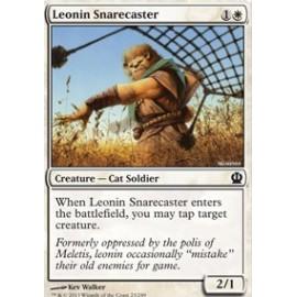 Leonin Snarecaster