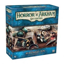 Horror w Arkham LCG: Na krawędzi Ziemi – Rozszerzenie badaczy [PL]