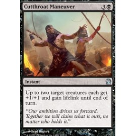 Cutthroat Maneuver