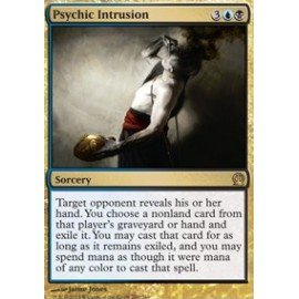 Psychic Intrusion