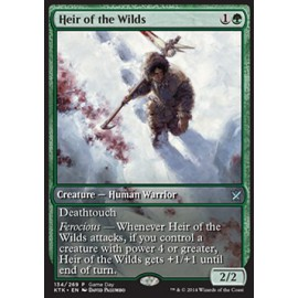 Heir of the Wilds PROMO GD