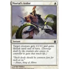 Mortal's Ardor FOIL
