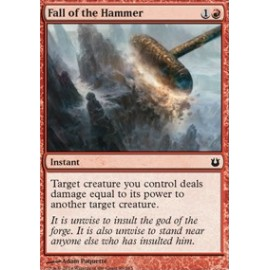 Fall of the Hammer FOIL