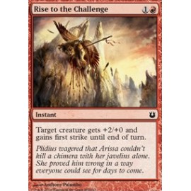 Rise to the Challenge FOIL