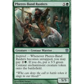 Pheres-Band Raiders FOIL