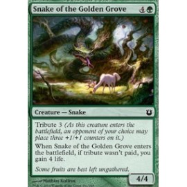 Snake of the Golden Grove FOIL