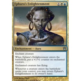 Ephara's Enlightenment FOIL