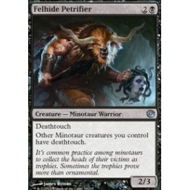 Felhide Petrifier FOIL