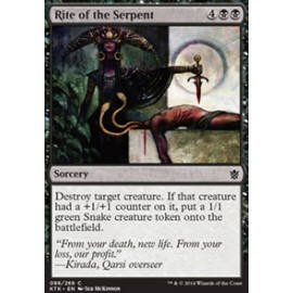 Rite of the Serpent FOIL