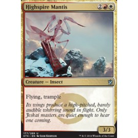 Highspire Mantis FOIL