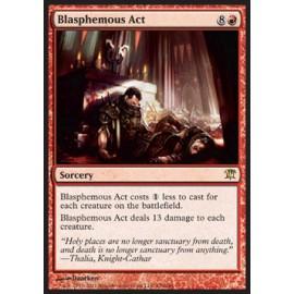 Blasphemous Act (Innistrad)