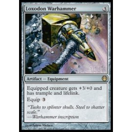 Loxodon Warhammer