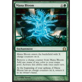 Mana Bloom FOIL