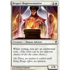 Brago's Representative