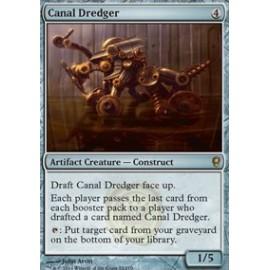 Canal Dredger
