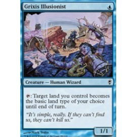 Grixis Illusionist