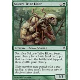 Sakura-Tribe Elder