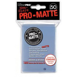 koszulki PRO-MATTE Przeźroczyste 50szt. - Ultra Pro