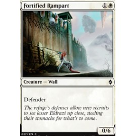 Fortified Rampart