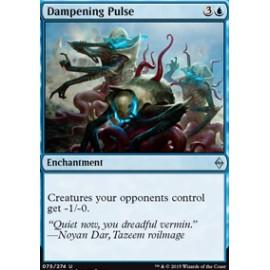 Dampening Pulse