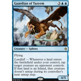 Guardian of Tazeem FOIL