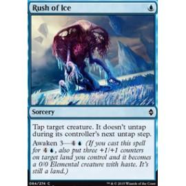 Rush of Ice