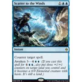 Scatter to the Winds
