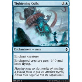 Tightening Coils